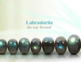 labradorite - by BeadsofCambay