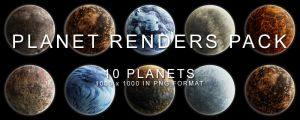 planetrenderspack by ocd1c-stock