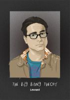 leonard from bbt by arnyekvadasz