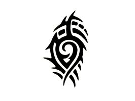 Tribal Tatoo by TechII