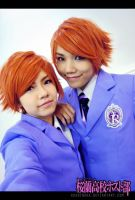 Ouran High:Hitachiin Twins 01 by niladnama