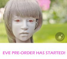 BJD - Eve Pre-order has started by FreakStyleBJD