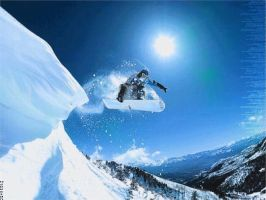 Snowboarder by vgdesign