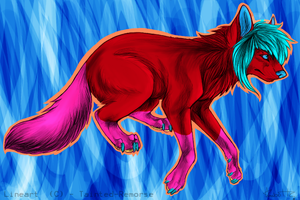 Adoptable 10 points by Snowstorm-wolf