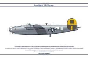 B-24 USA 464th BG 1 by WS-Clave