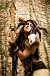Faun Cosplay by TerminaCosplay