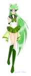 Commission: Sailor Peridot by Ayachi-chan