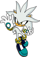 Silver The Hedgehog v.2 by Tails19950