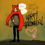 Happy Halloween 2012! by Enef