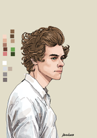 Hazza Pixel Art by Itskaraoke