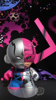 Silver Galactus by PLANETsTAtiC