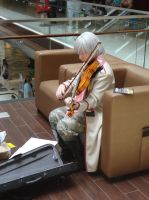 Fiddler at the Con by DNLnamek01