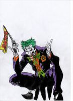 The Joker by Dadethethird