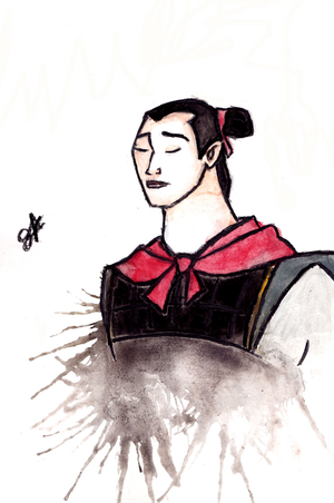 Emotions: Li Shang by Eleanor-Anne6