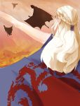 FIRE AND BLOOD. by zzzKEO