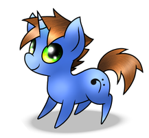 Gift: Chibi LowRyder by Spice5400