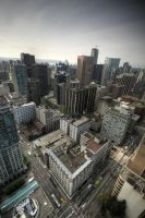 Up Above Vancouver II by Coltography