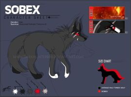 Character Sheet - Sobex by DarkHunter666