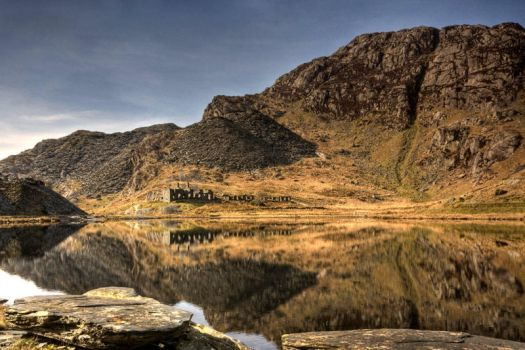 Cwmorthin by CharmingPhotography