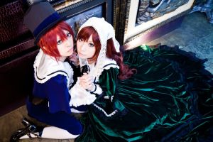 Rozen Maiden by yui930