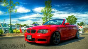 BMW 135i Convertible E87 by KOMODO-Art