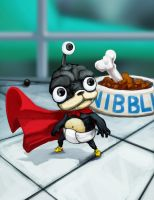 Nibbler by xashe