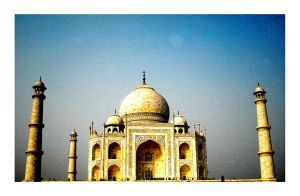 Taj Mahal by tas-poetry