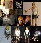 Silent Hill Heather Mason by Baker009