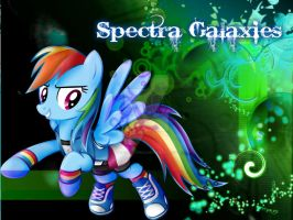 Spectra Galaxies by Mobin-Da-Vinci