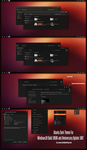 Ubuntu Dark Theme Win10 Anniversary Update1 by Cleodesktop