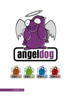 angel dog by kungfuat