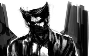 Wolvie .01 by Dhutchison