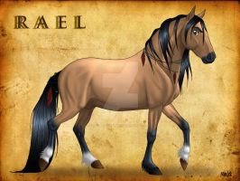 Rael by MichelleWalker