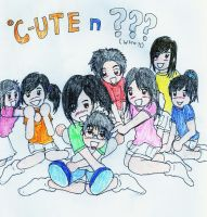 C-ute n Someone by nanachan02