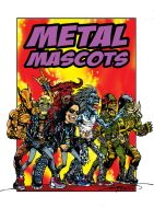 METAL MASCOTS by GAYOUR