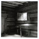 Slave Cabin, Booker T Washington National Monument by paulgloverphoto