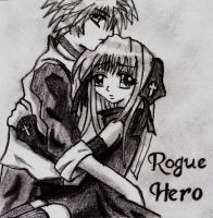 Rogue Hero by Le-Chat-d-ombre