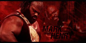 Mark Henry Signature by Cre5po