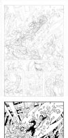 Invincible 40 page 2 by RyanOttley