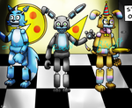 Five Night's At Rodni's by lozix