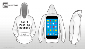 Cant push my buttons by Lexybotdf