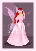 The Fairest Fairy by bananacosmicgirl