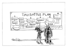 tau 's battle plan by wrath85