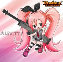 Rumble Fighter :Alevity by Darkness1999th