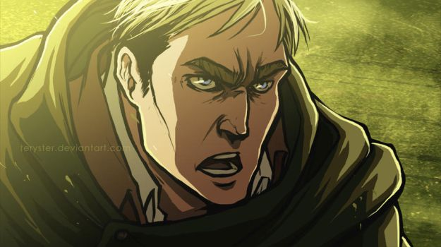 SNK   don't shout you old fart omg.jpg by Teryster