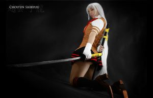 Choun Shiryu Cosplay 10 by Bastetsama-Cosplay