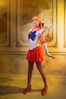 Sailor Venus by Dyonya