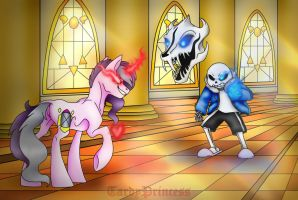 MegaloPonia by TardyPrincess