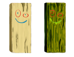FusionFall Ed, Edd n Eddy Plank and Fusion Plank by Versipelles