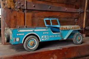 Toy Jeep by lawout16